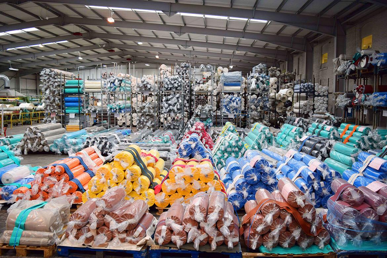 Rochdale, UK factory